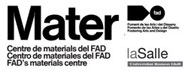 Logotipo Mater